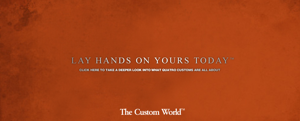The Custom World