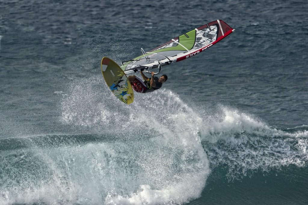 Quatro windsurfing, Marco Perez, Keith Teboul, Quad LS