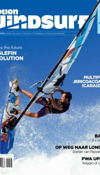 LEVI ON MOTION WINDSURF COVER