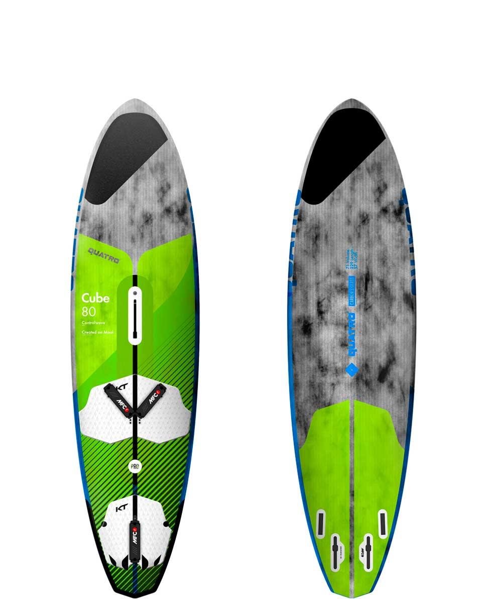 Quatro Windsurfing - Boards - Cube