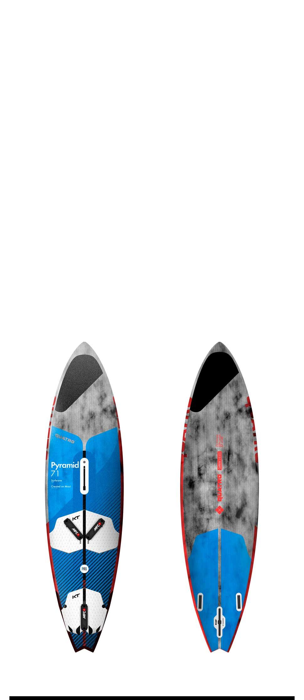 Quatro Windsurfing - Boards - Windsurfing